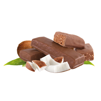 Chocolatey Coconut Bar